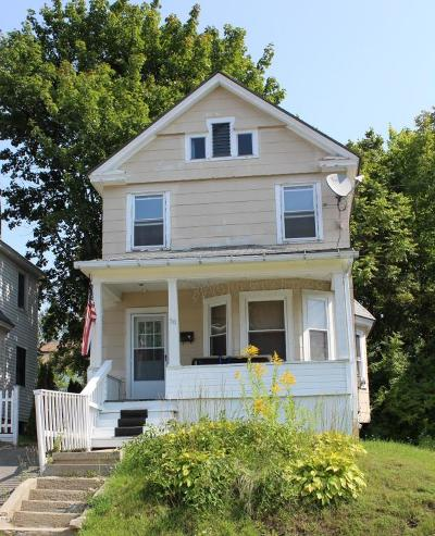 Pittsfield Single Family Home For Sale: 50 Westminster St