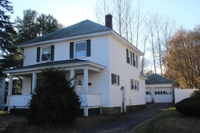 Pittsfield Single Family Home For Sale: 21 Ensign Ave