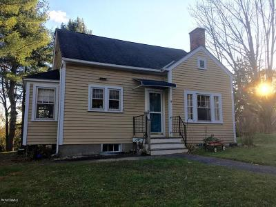 Alford, Becket, Egremont, Great Barrington, Lee, Lenox, Monterey, Mt Washington, New Marlborough, Otis, Sandisfield, Sheffield, South Lee, Stockbridge, Tyringham, West Stockbridge Single Family Home For Sale: 54 Tucker St