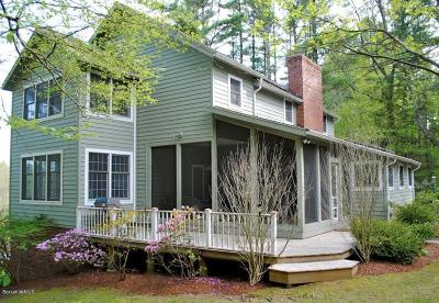 Alford, Becket, Egremont, Great Barrington, Lee, Lenox, Monterey, Mt Washington, New Marlborough, Otis, Sandisfield, Sheffield, South Lee, Stockbridge, Tyringham, West Stockbridge Single Family Home For Sale: 394 Berkshire School Rd