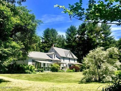 Berkshire County Single Family Home For Sale: 101 Green River Rd