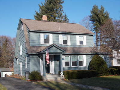 Pittsfield Single Family Home For Sale: 42 Spadina Pkwy