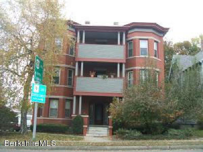 Pittsfield Condo/Townhouse For Sale: 58 West Housatonic St #2