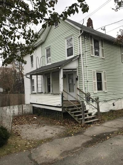 Pittsfield Multi Family Home For Sale: 111 Dewey Ave