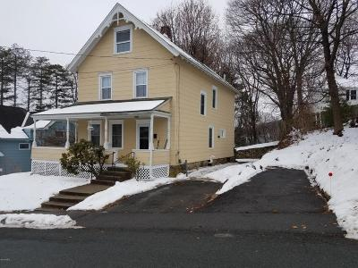 North Adams Single Family Home For Sale: 45 Williams St