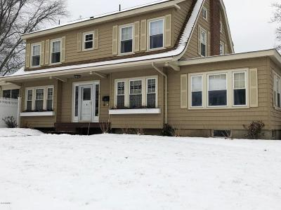 Pittsfield Single Family Home For Sale: 8 Kenilworth St