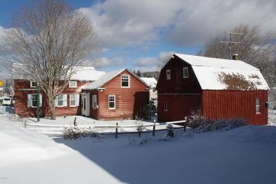 Otis MA Single Family Home For Sale: $224,900