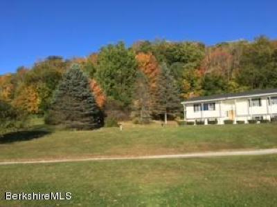 Lanesboro MA Single Family Home For Sale: $239,900