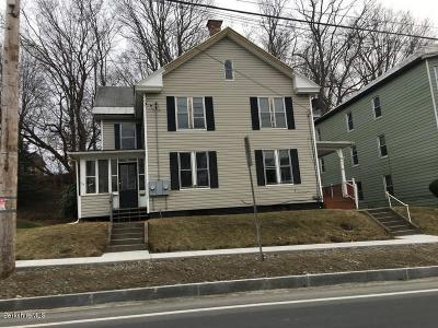 Pittsfield Multi Family Home For Sale: 79 West Housatonic St