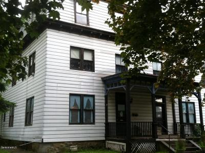 Pittsfield Multi Family Home For Sale: 39-41 Maplewood Ave