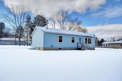 Pittsfield Single Family Home For Sale: 3 Jones Ave