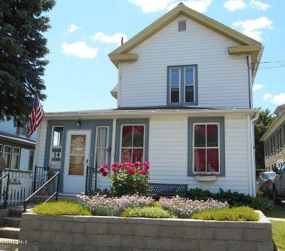 Pittsfield Single Family Home For Sale: 14 Lake St