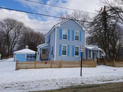 Pittsfield Single Family Home For Sale: 248 Robbins Ave