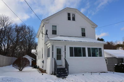 Pittsfield Single Family Home For Sale: 87 Mohegan St