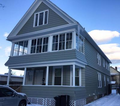 Pittsfield Multi Family Home For Sale: 25-27 Stratford Ave