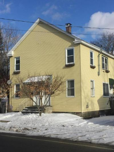 Pittsfield Multi Family Home For Sale: 144 Onota St
