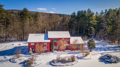 New Marlborough MA Single Family Home For Sale: $589,000