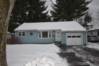Pittsfield Single Family Home For Sale: 11 Patricia Ave