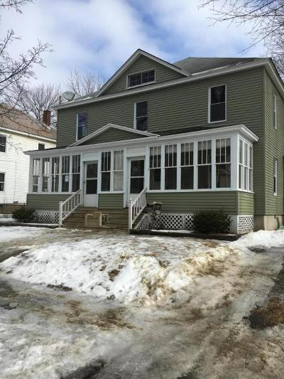Pittsfield Multi Family Home For Sale: 60-62 Pine St