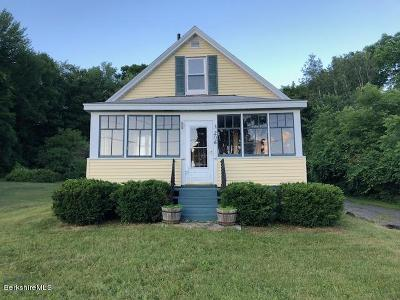 Adams, Clarksburg, Florida, New Ashford, North Adams, Savoy, Williamstown Single Family Home For Sale: 206 Wells Ave