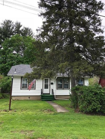 Pittsfield Single Family Home For Sale: 106 Euclid Ave
