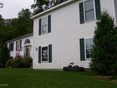 Adams, Clarksburg, Florida, New Ashford, North Adams, Savoy, Williamstown Single Family Home For Sale: 416 Notch Rd