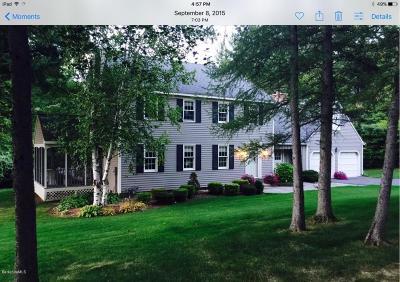 Dalton Single Family Home For Sale: 40 Yvonne Dr