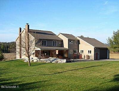 Lanesboro Single Family Home For Sale: 69 Swamp Rd