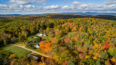 Berkshire County Single Family Home For Sale: 907 Norfolk Rd