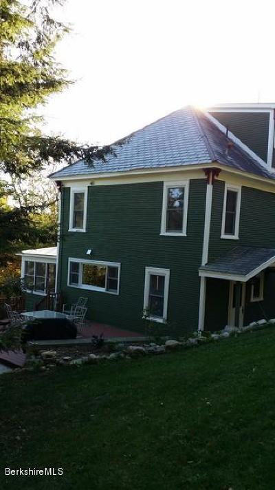 North Adams Single Family Home For Sale: 1679 Massachusetts Ave