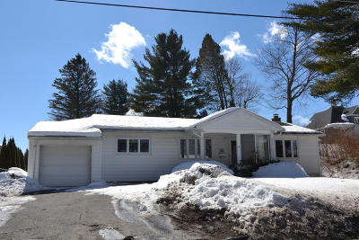 Pittsfield MA Single Family Home For Sale: $139,000