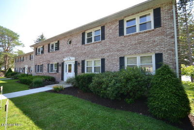Pittsfield MA Condo/Townhouse For Sale: $184,900