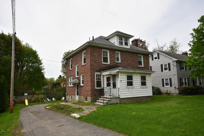 Pittsfield MA Single Family Home For Sale: $194,900