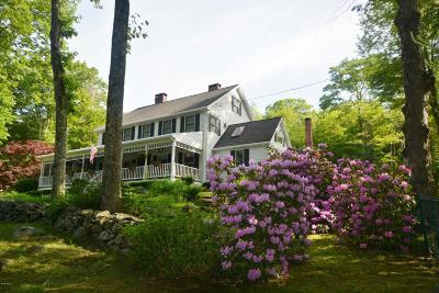 Otis MA Single Family Home For Sale: $939,999