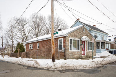 Pittsfield MA Single Family Home For Sale: $79,900