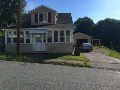 North Adams Single Family Home For Sale: 152 Veazie St