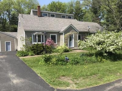 Pittsfield MA Single Family Home Pending: $249,900