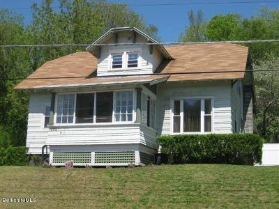 North Adams Single Family Home For Sale: 495 Union St