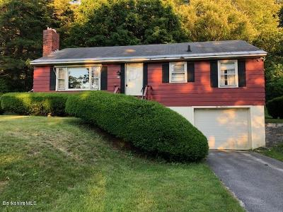 North Adams Single Family Home For Sale: 200 Walker St