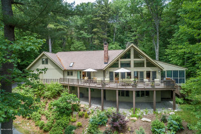 Berkshire County Single Family Home For Sale: 27 Stevens Lake Rd