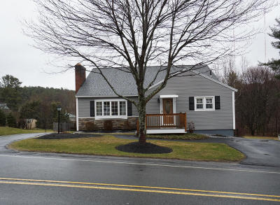 Pittsfield Single Family Home For Sale: 62 Gale Ave