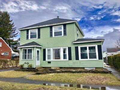 Pittsfield Single Family Home For Sale: 60 Norman Ave