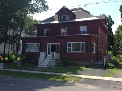 Pittsfield Single Family Home For Sale: 15 Buel St