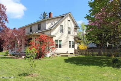 Pittsfield Single Family Home For Sale: 23 Waverly St