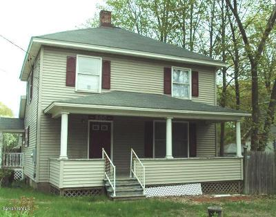 Pittsfield Single Family Home For Sale: 900 West Housatonic St
