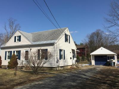 Pittsfield Single Family Home For Sale: 92 Pine Grove Dr