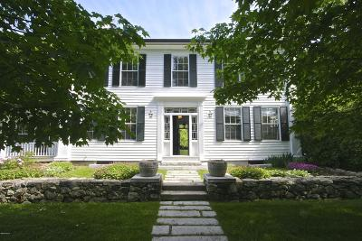 Berkshire County Single Family Home For Sale: 21 Prospect Hill Rd