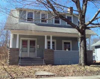 Pittsfield Single Family Home For Sale: 40 McKinley Ter
