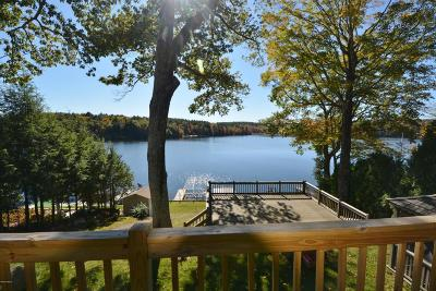 Berkshire County Single Family Home For Sale: 62 Kibbe Point Rd