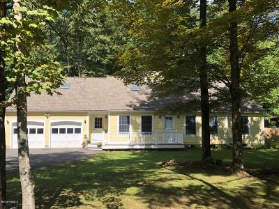 Lenox Single Family Home For Sale: 83 Pine Knoll Rd